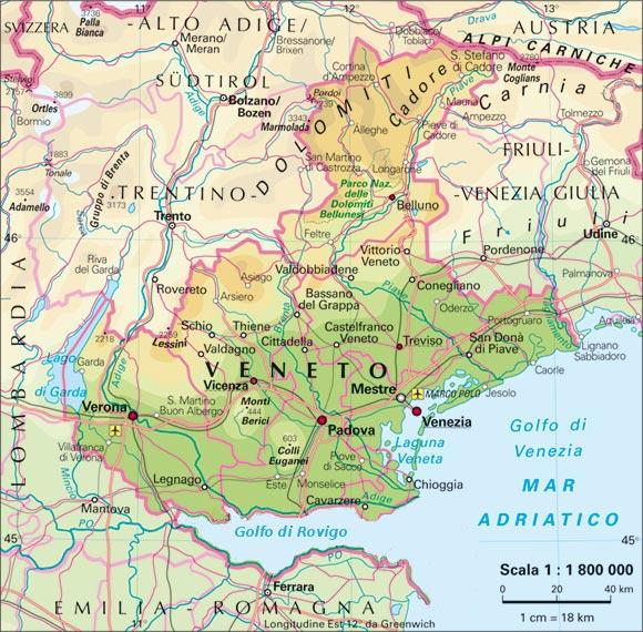 Cartina Dell Italia Rovigo.Panico Per L Abolizione Provincia Di Rovigo Redazione Biancoenero